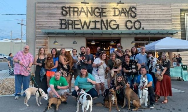Kansas City Dog Club at Strange Days Brewing
